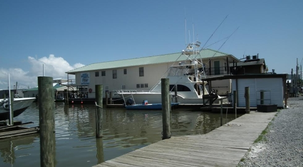 Venice sportsmans lodge for Venice fishing lodge
